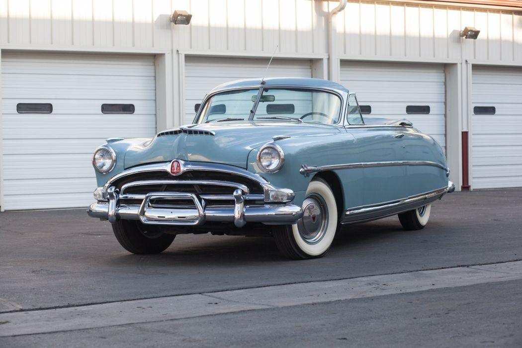 1953 Hudson Hornet Convertible Classic USA 5184x3456-01 wallpaper