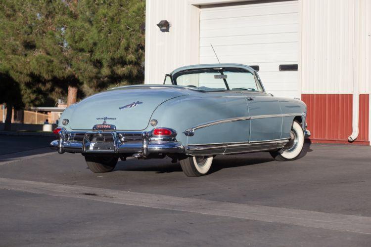 1953 Hudson Hornet Convertible Classic USA 5184x3456-05 wallpaper