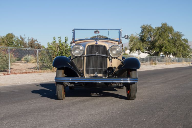 1932 Ford Model 18 Deluxe Roadster Classic USA 5184x3456-01 wallpaper