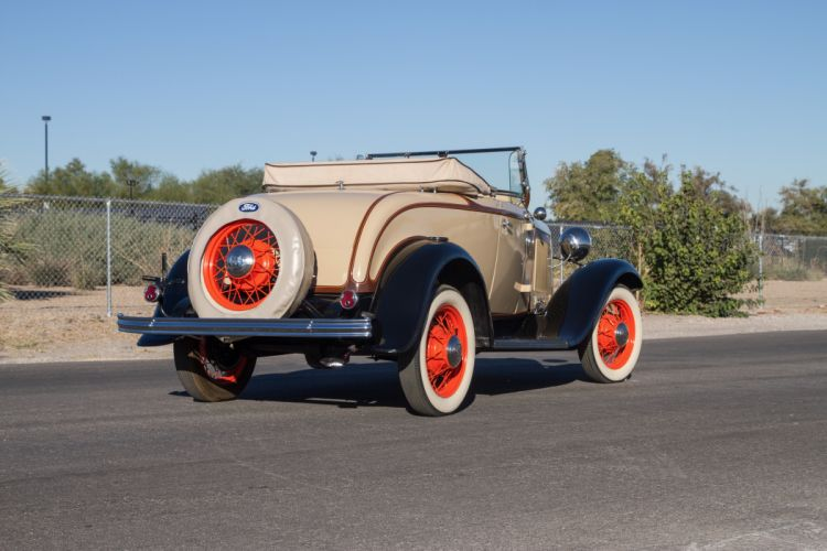 1932 Ford Model 18 Deluxe Roadster Classic USA 5184x3456-03 wallpaper