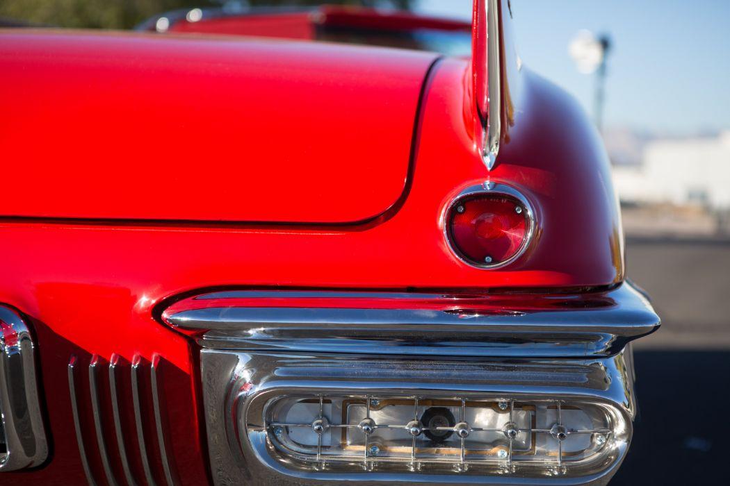 1958 Cadillac Eldorado Biarritz Convertible Classic USA 5184x3456-02 wallpaper