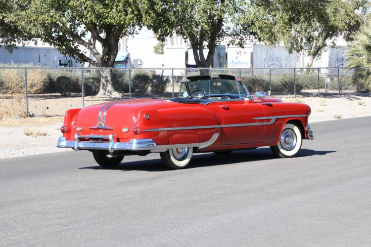 1953 Pontiac Chieftain Eight Deluxe Convertible 5184x3456-04 wallpaper