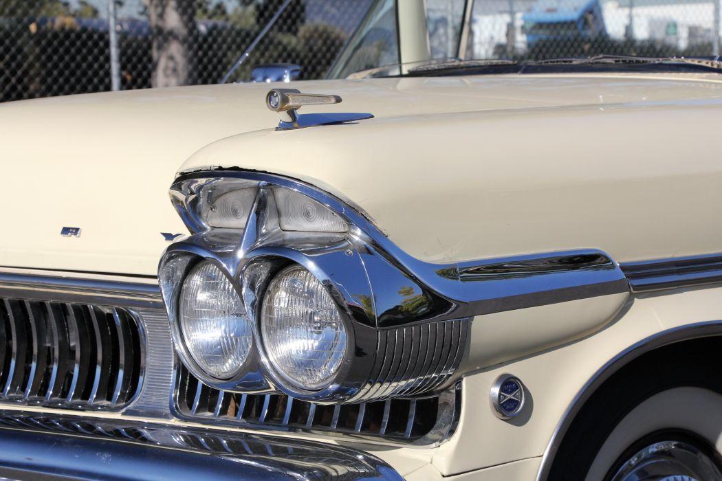 1957 Mercury Turnpick Cruiser Convertible Classic USA 5184x3456-05 wallpaper