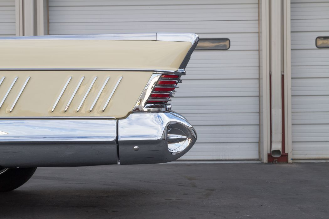 1958 Buick Convertible Limited Classic USA 5184x3456-07 wallpaper