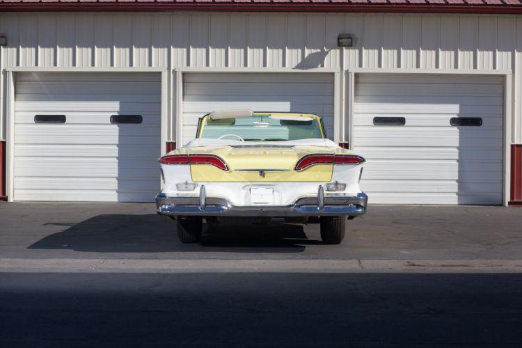 1958 Edsel Citation Convertible Classic USA 5184x3456-02 wallpaper
