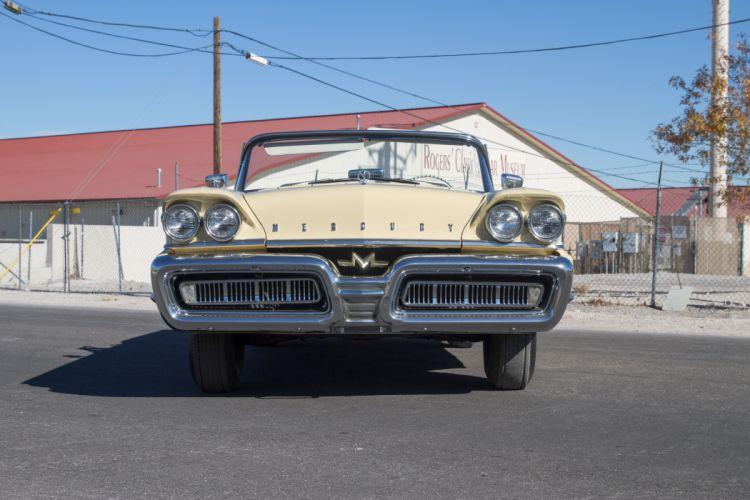 1958 Mercury Monclair Convertible Classic USA 5184x3456-02 wallpaper
