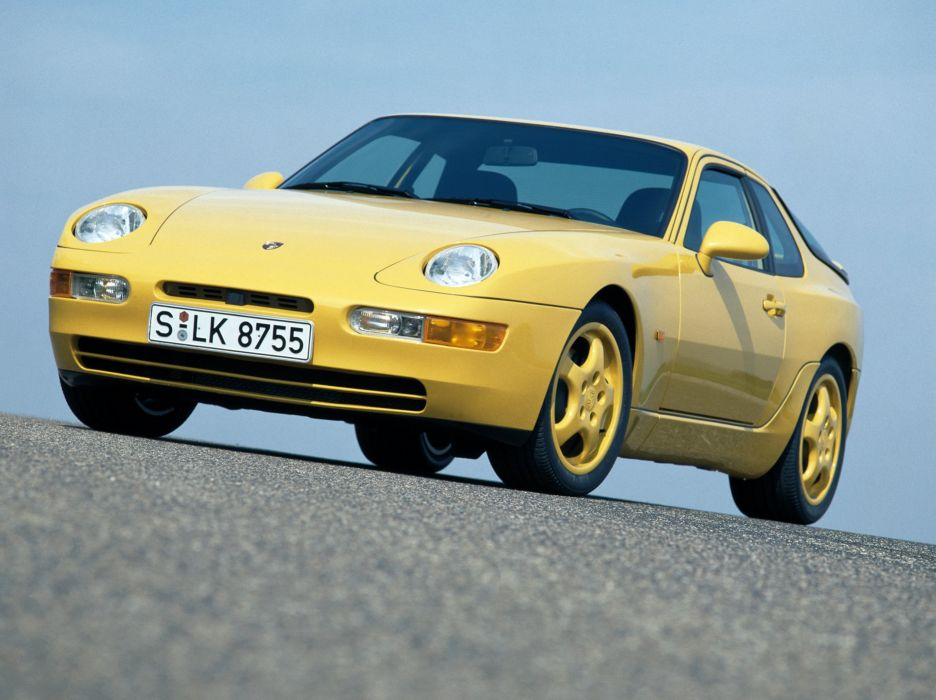Porsche 968 Club Sport cars wallpaper