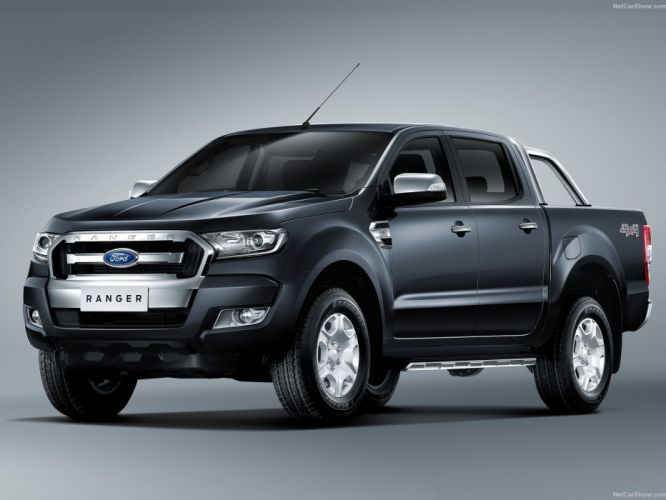 Ford Ranger pickup truck cars wallpaper