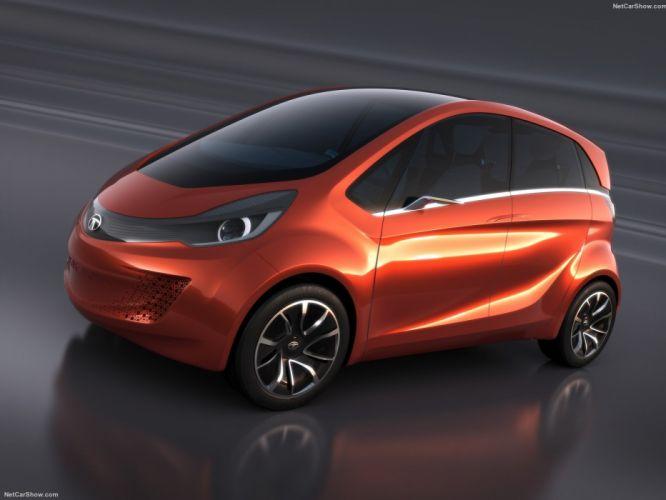 Tata Megapixel Concept cars wallpaper