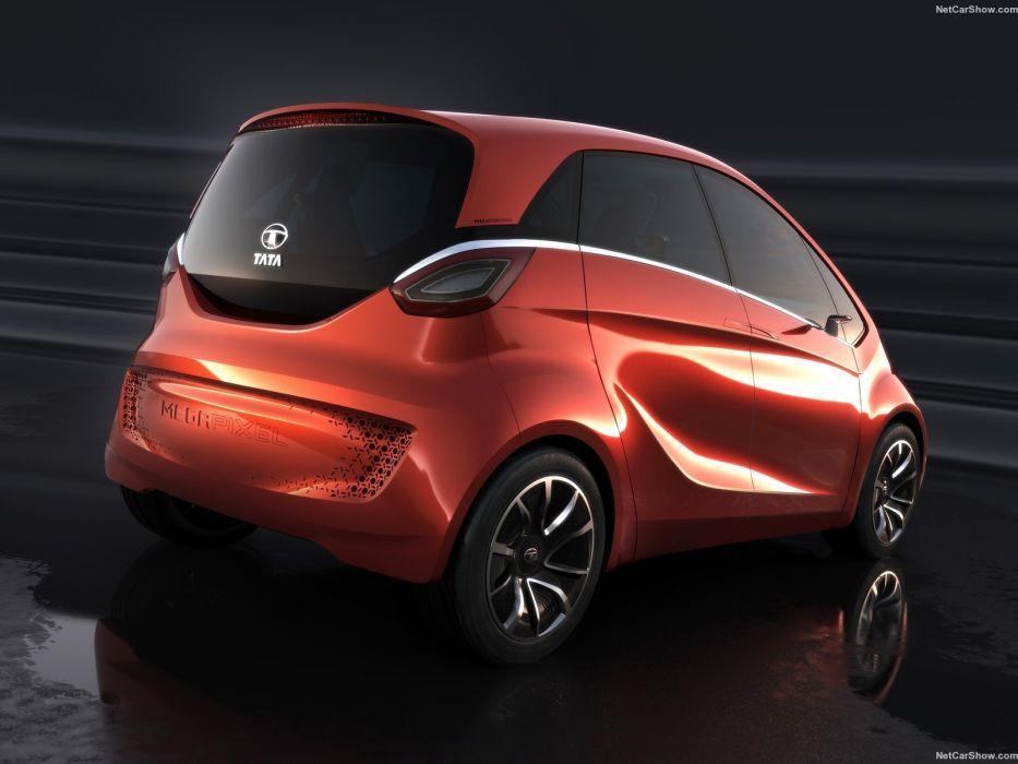 Tata Megapixel Concept Cars Wallpaper 1600x1200 644133 Wallpaperup