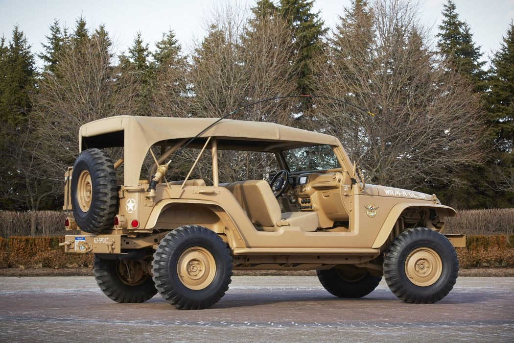 2015 Moab Easter Jeep Safari Concepts off road cars wallpaper