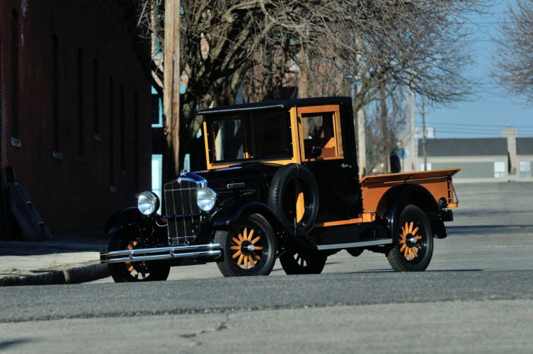 1930 Rugby Pickup S4 Closed Cab Express USA 4200x2790-01 wallpaper