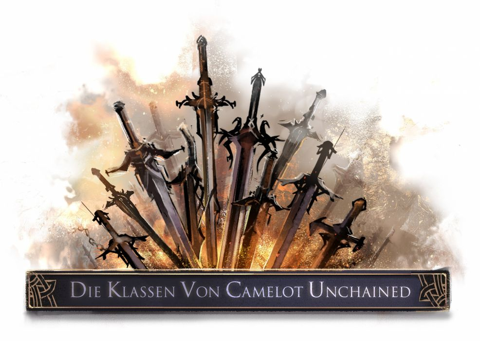 CAMELOT UNCHAINED counter revolutionary fantasy action mmo rpg online 1camun strategy poster weapon sword wallpaper