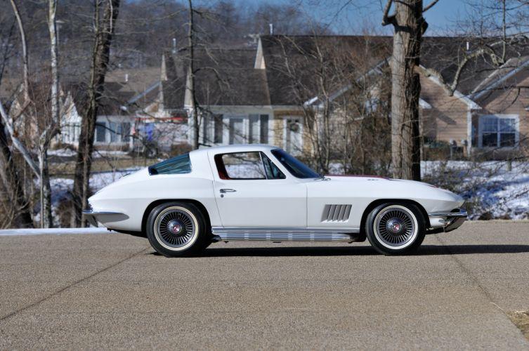 1967 Chevrolet Corvette Convertible Stig Ray 427 Muscle Classic USA 4200x2790-36 wallpaper
