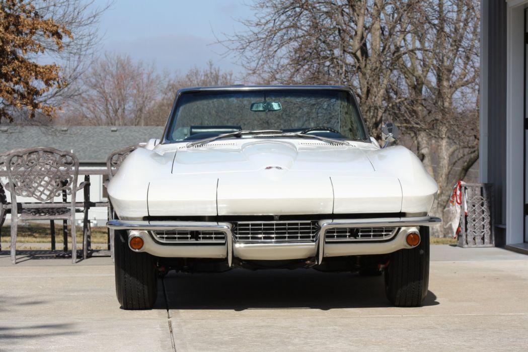 1967 Chevrolet Corvette Convertible Stig Ray 427 Muscle Classic USA 2800x2100-38 wallpaper