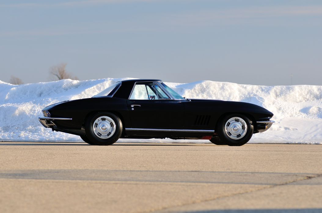 1967 Chevrolet Corvette Convertible Stig Ray 427 Muscle Classic USA 4200x2790-10 wallpaper