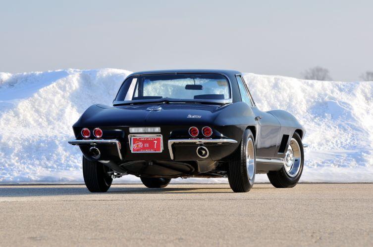 1967 Chevrolet Corvette Convertible Stig Ray 427 Muscle Classic USA 4200x2790-14 wallpaper