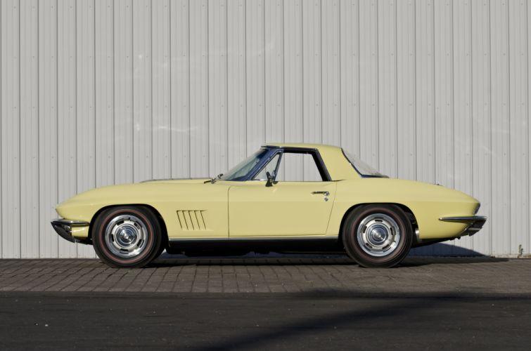 1967 Chevrolet Corvette Convertible Stig Ray 427 Muscle Classic USA 4200x2790-23 wallpaper