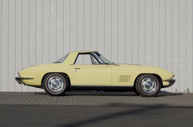 1967 Chevrolet Corvette Convertible Stig Ray 427 Muscle Classic USA 4200x2790-24 wallpaper