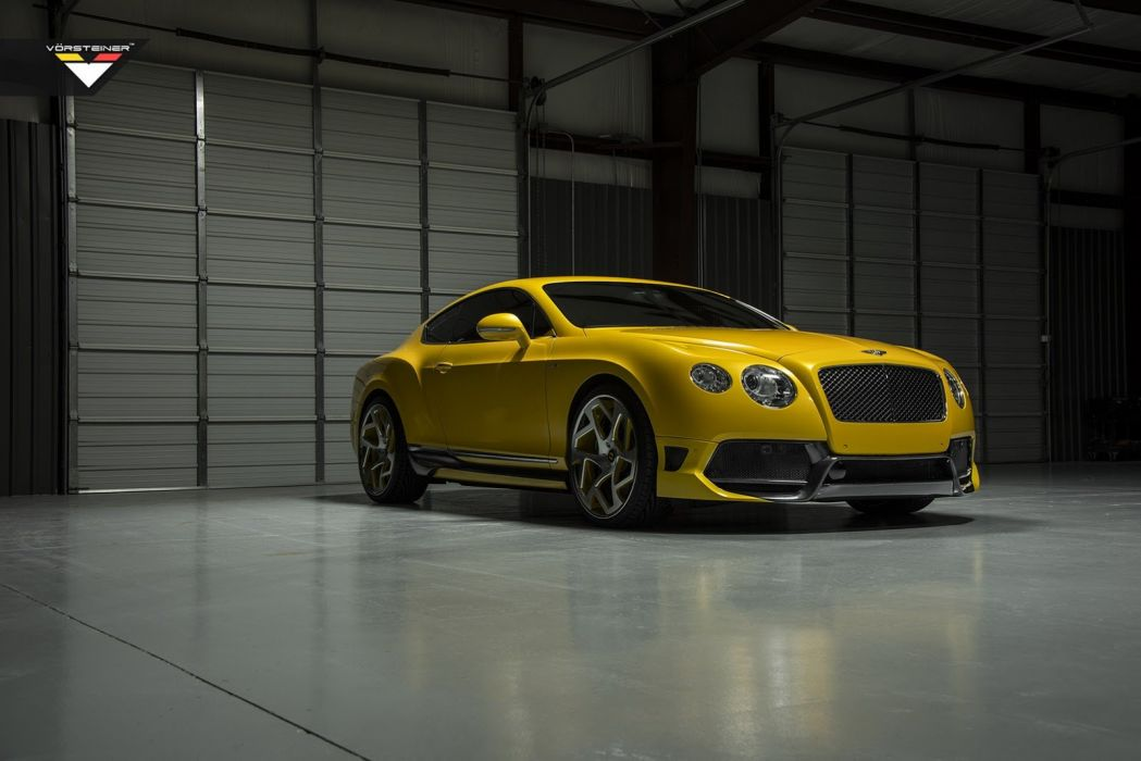 2015 Vorsteiner Bentley Continental GT BR10RS tuning cars wallpaper