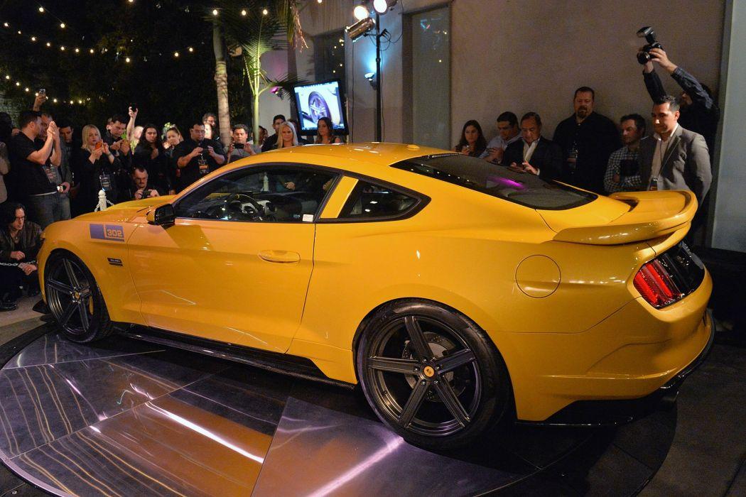 2015 Saleen 302 Black Label Mustang mustang cars wallpaper