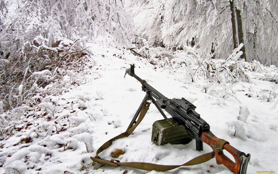 assault - closeup - gun - Military - rifle - weapon wallpaper