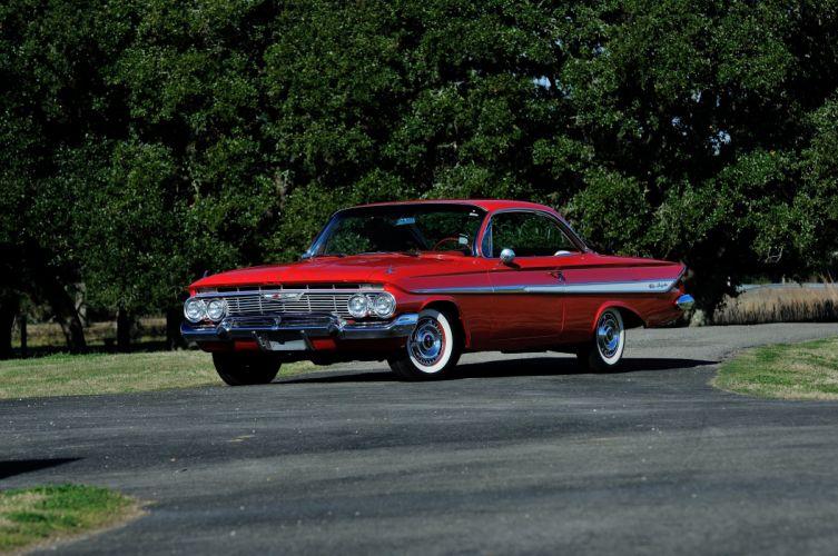 1961 Chevrolet Impala Bubble Top Photo by David Newhardt Courtesy of Mecum Auctions wallpaper
