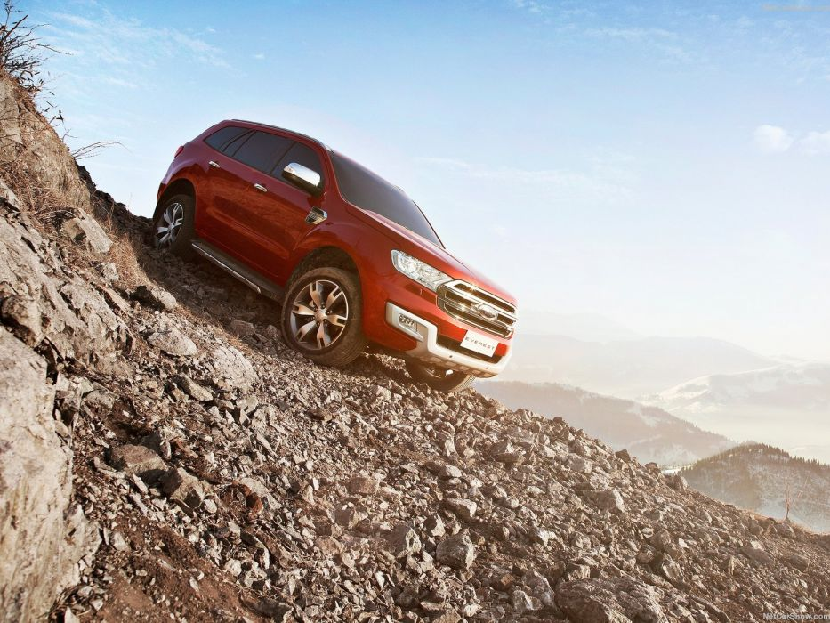 Ford Everest cars suv 2016 wallpaper