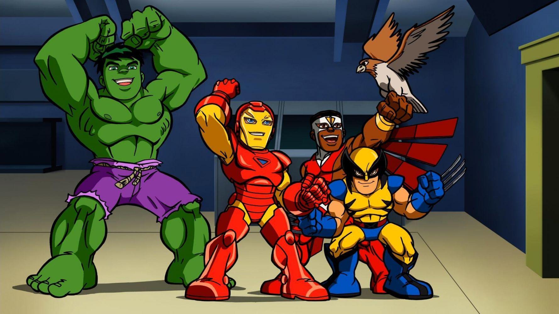 попросила совета картинки отряд супергероев все супергерои купил дом
