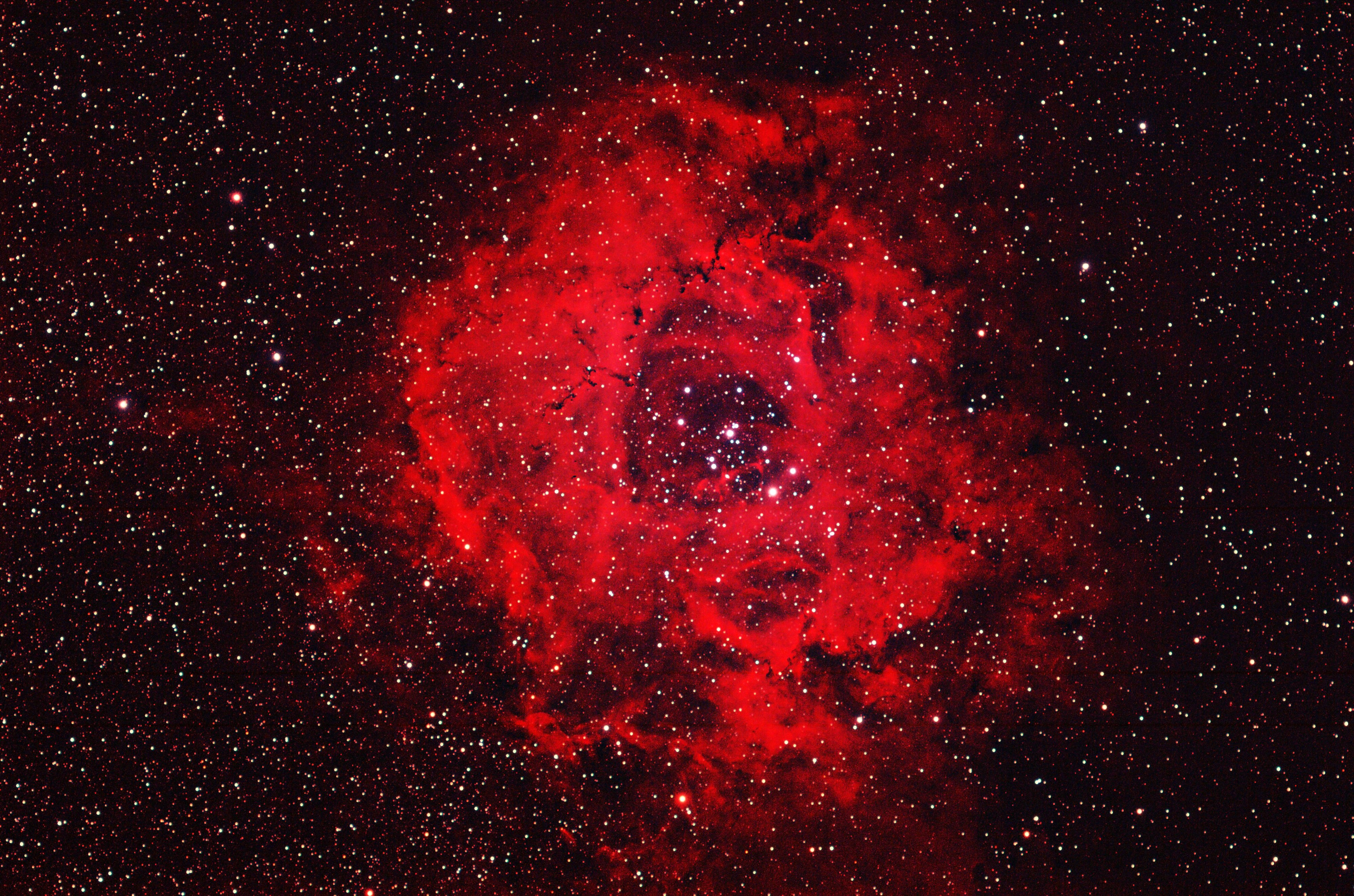 red space galaxy - photo #9