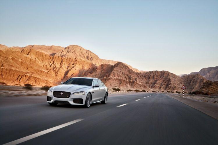 Jaguar XF S 2015 cars wallpaper
