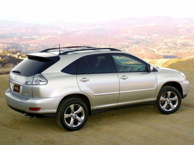 Lexus RX330 cars suv 2004 wallpaper