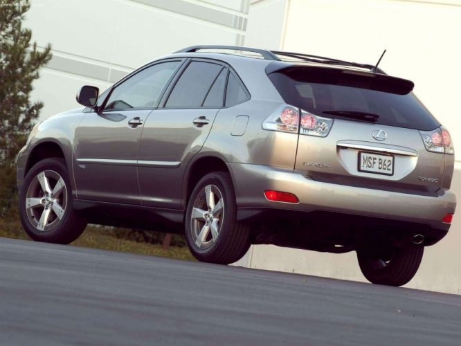 Lexus RX330 Thundercloud 2005 cars suv wallpaper