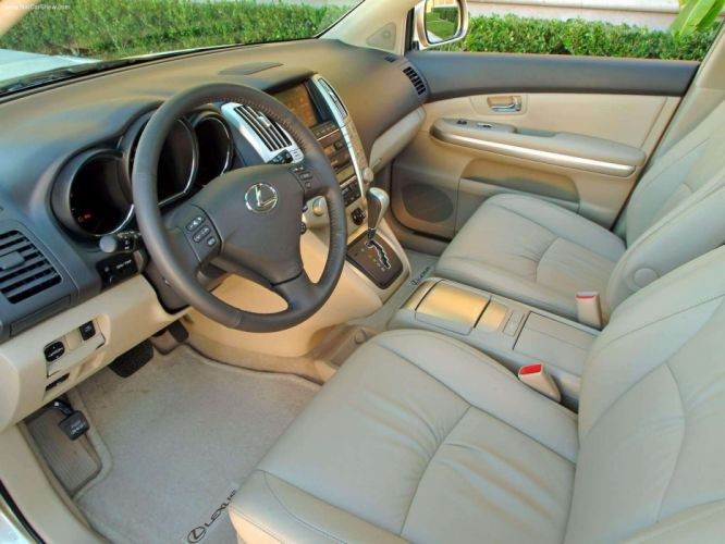Lexus RX400h suv cars 2005 wallpaper