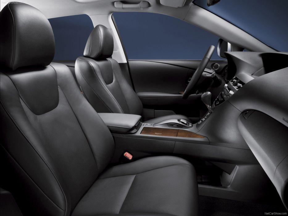 Lexus RX 350 suv cars 2010 wallpaper