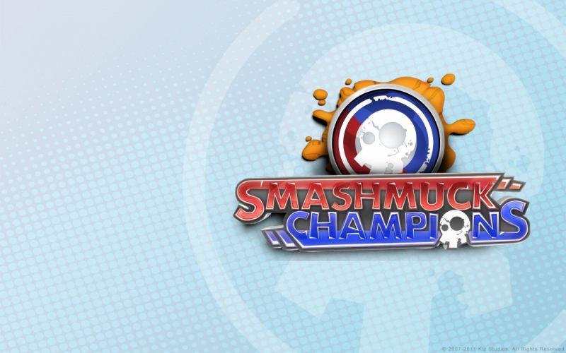 SMASHMUCK CHAMPIONS fantasy mmo rpg action fighting online arena strategy 1smash poster wallpaper
