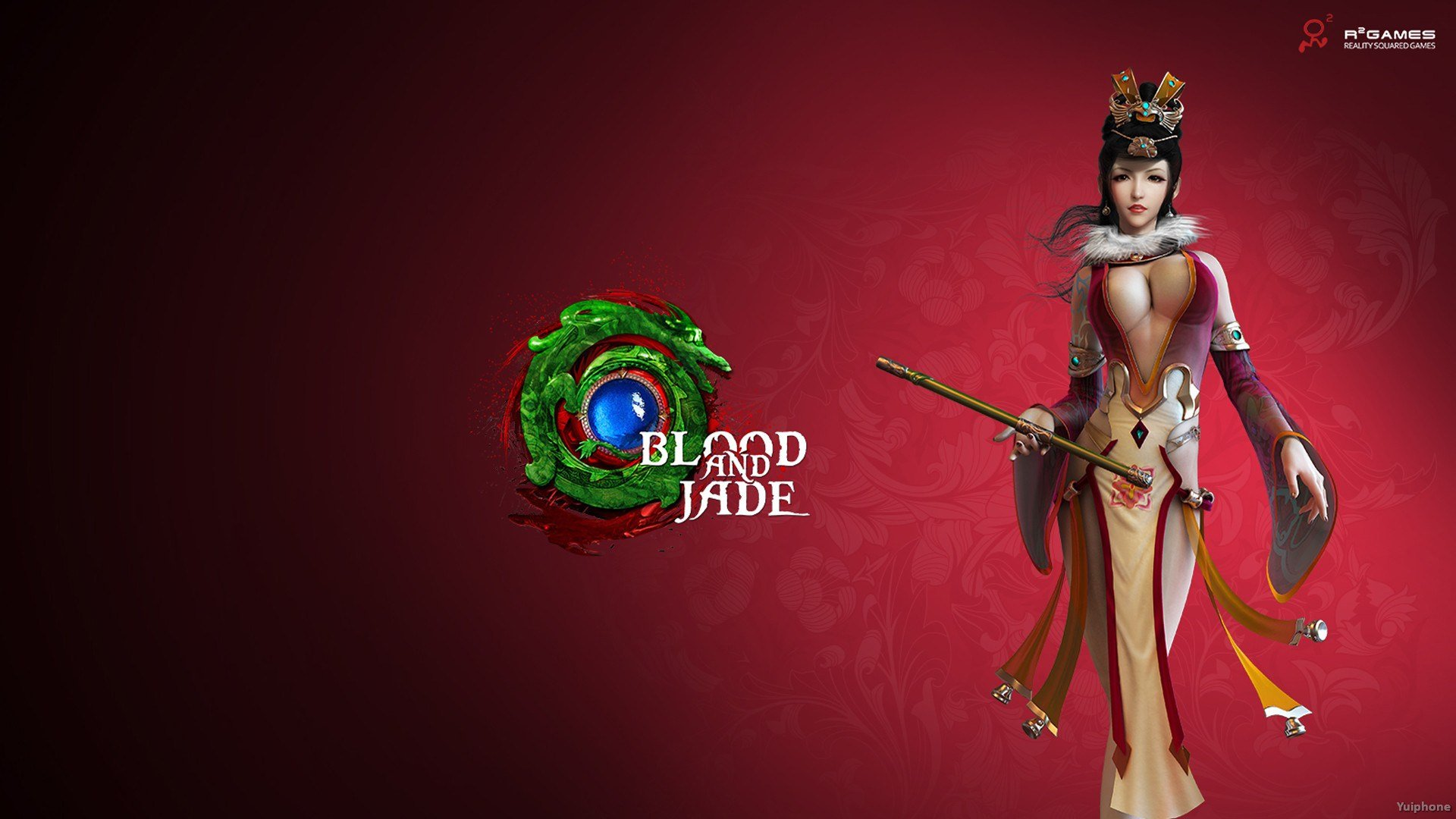 Blood and jade game porn hentia babe