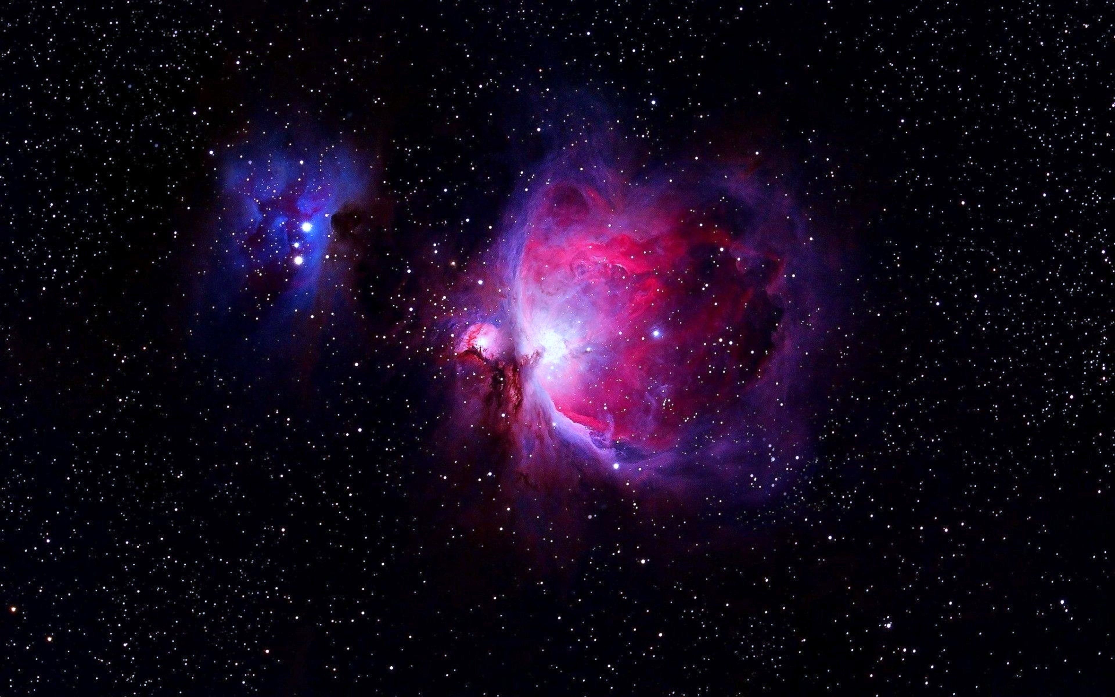 pink nebula galaxy space wallpaper - photo #14