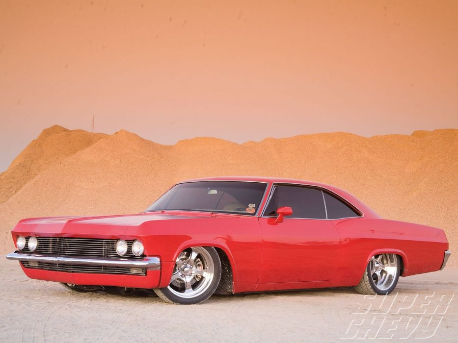 1965 Chevrolet chevy impala SS Low Rider Street Machine Hi tech Hot Muscle USA 1600x1200-00 wallpaper