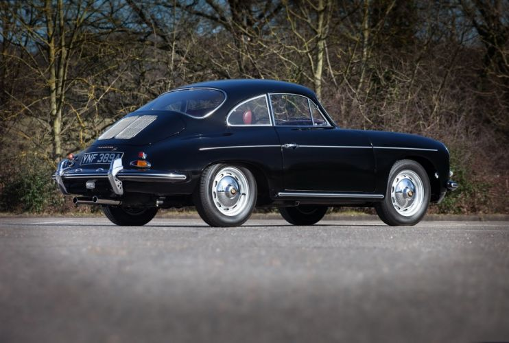 Porsche 356B 1600 S Coupe cars 1962 wallpaper