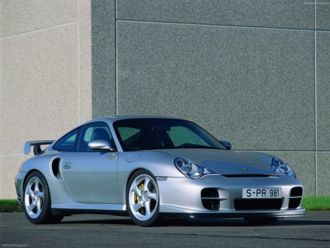 Porsche 911 GT2 cars coupe 2002 wallpaper