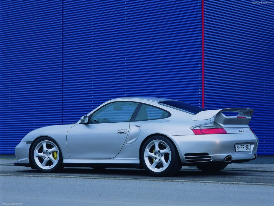 Porsche 911 GT2 cars coupe 2002 wallpaper