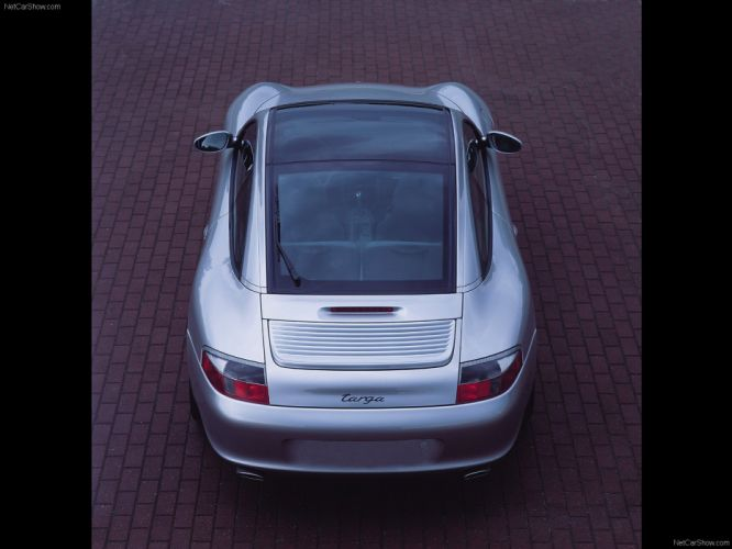 Porsche 911 Targa coupe cars 2002 wallpaper