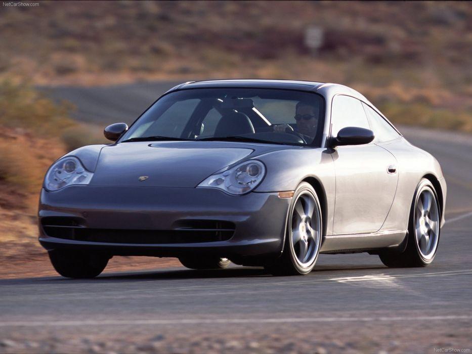 Porsche 911 Targa cars 2003 wallpaper