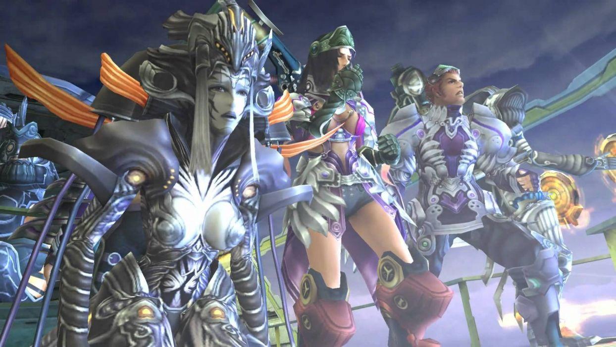 Xenoblade Chronicles Zenobureido Sci Fi Rpg Fantasy 1xeno Action