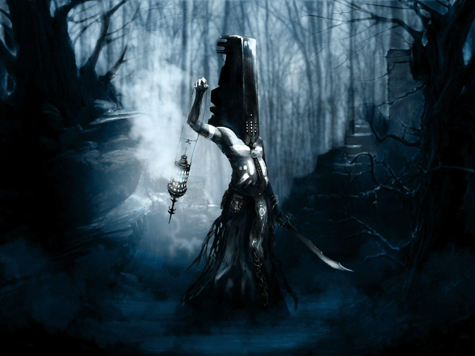 halloween music heavy metal