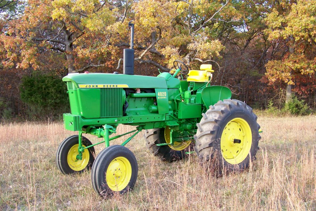 Jd Tractor Paint : John deere tractor farm industrial farming jdeere