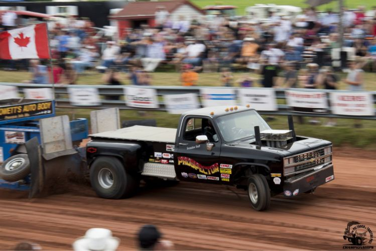 TRACTOR-PULLING race racing hot rod rods tractor pickup 4x4 wallpaper