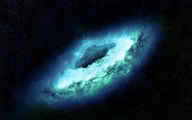 colors galaxy Glow nebula Pink planets sky space stars ufo universe wallpaper