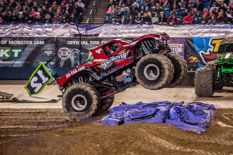 MONSTER-TRUCK race racing monster truck hot rod rods wallpaper